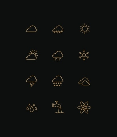 FFFFOUND! #sign #logo #weather