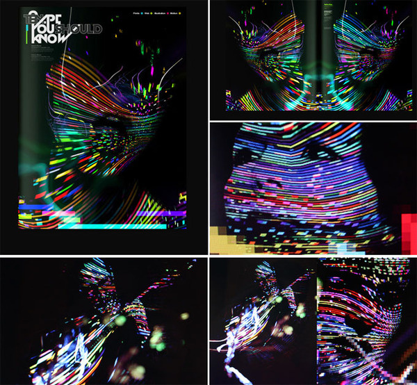 Matt W Moore - MWM #colour #lines