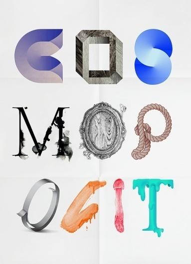 Cosmopolit Poster