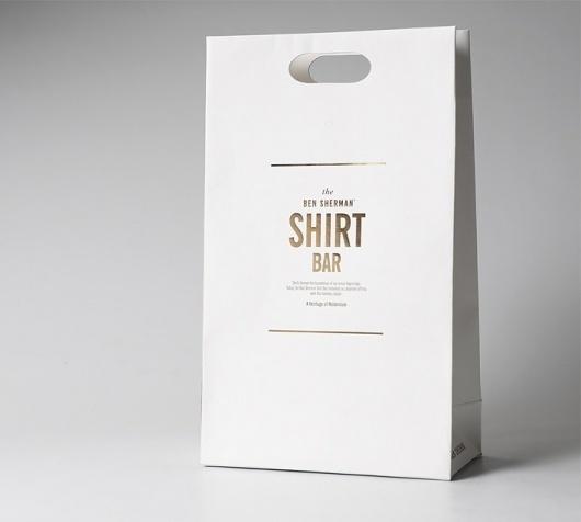 lovely-package-ben-sherman1.jpg 708×637 pixel #logo #design #graphic #lettering