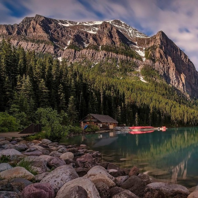 Lake Louise, Banff National Park, AB