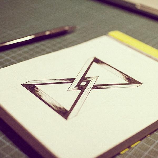 photo #personal #geometric #work