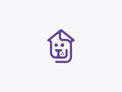Birddoger mark #bird doger #bird #dog #house #real estate #bulgaria #sofia #tsanev #logo #mark #graphic design #identity #branding