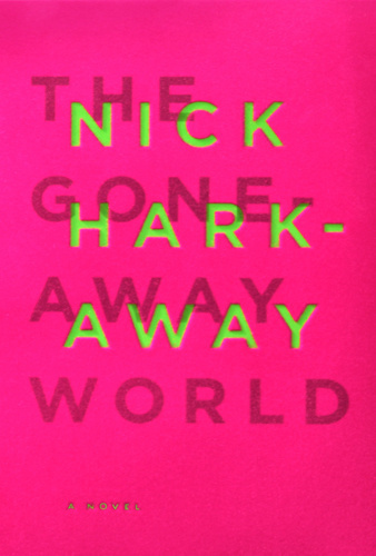 The Gone Away World #cover #book