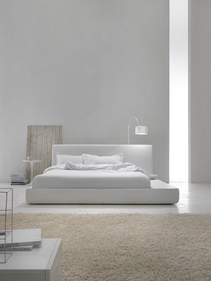 Contemporary Minimalist Interior White Bedroom Search By Muzli