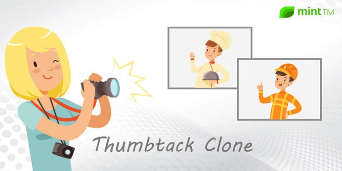 How is Thumbtack Clone playing a vital role in the transforming marketplace industry?