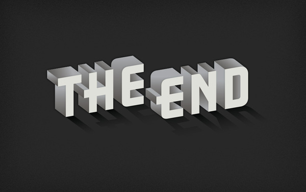 Jessica Hische The Peanut Gallery #hische #the #end #jessica #typography