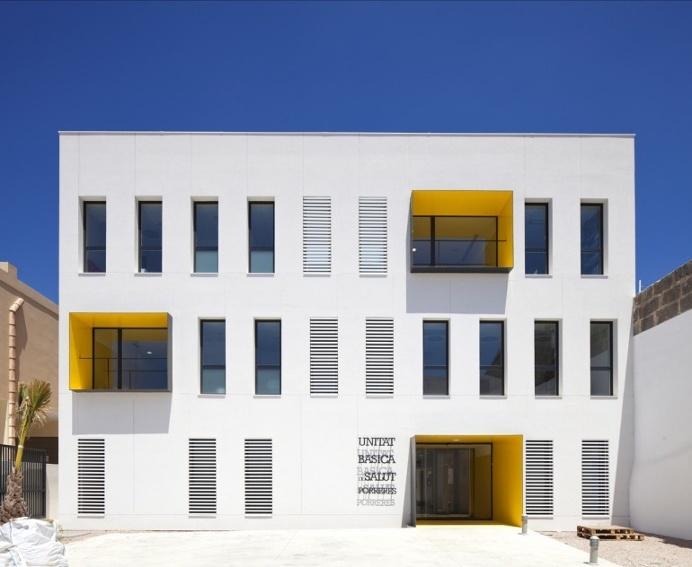 Porreres Health Center / MACA Architecture Studio