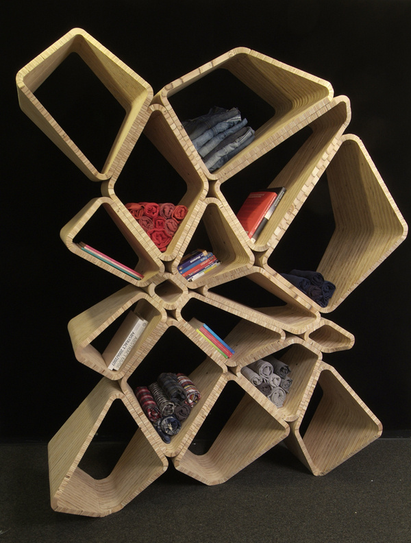 Soft Shelf #interior #creative #inspiration #amazing #modern #design #interiors #decor #home #ideas #furniture #architecture #art #decorating #innovative #decoration #cool
