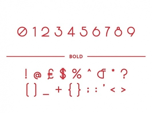Neal Fletcher — Portfolio #font #modern #serif #design #sans #bold #elega #type #typography