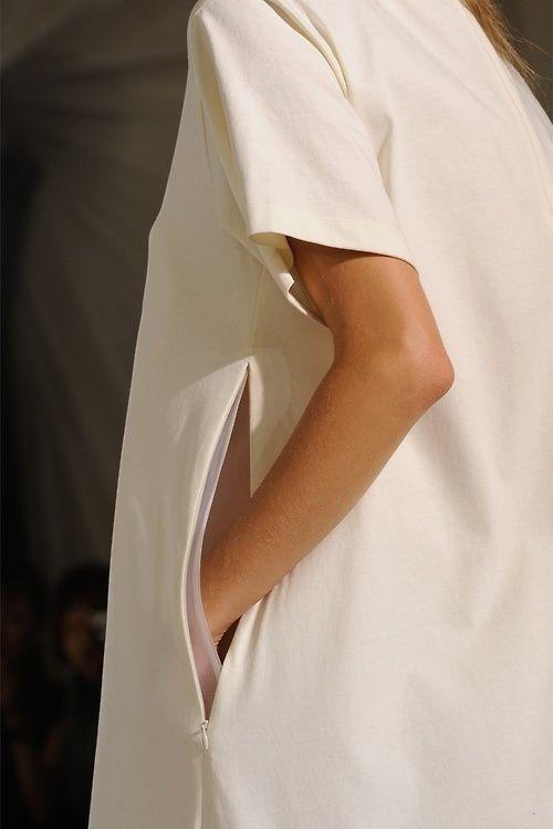 withe #fashion #minimal