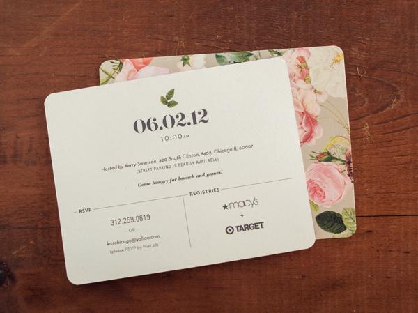 Wedding Design #print #wedding #invitation