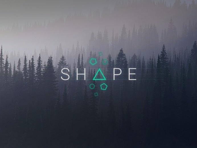 SHAPE by Ryan Heybourn #inspiration #logo #design #shapes