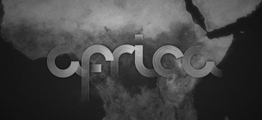Best Afrobeat Font - Designed Giuseppe images on Designspiration