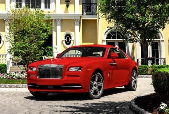Rolls-Royce Wraith St. James Edition #RollsRoyce #Wraith #StJames