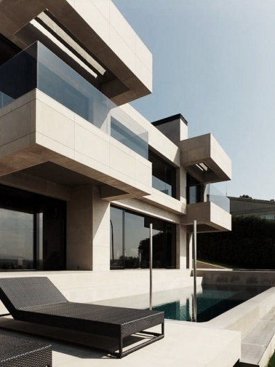 Drop Anchors #exterior #architecture