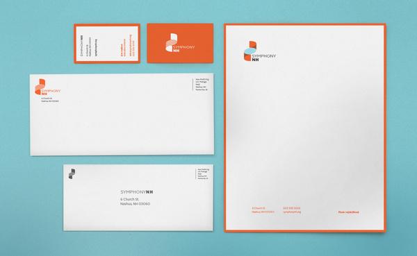 NH Symphony #business #card #print #stationery #letterhead