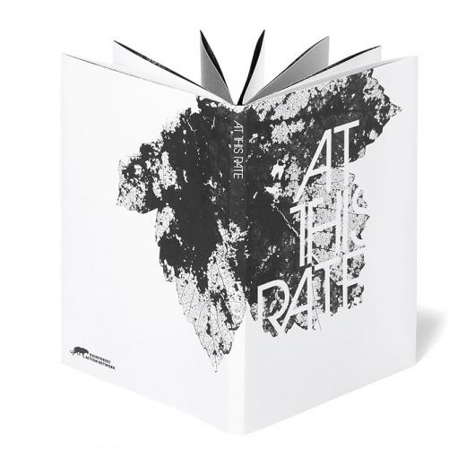 At This Rate « Studio8 Design #leaf #close #avant #book #cover #macro #up #garde #organic #detail