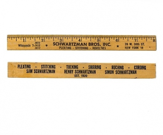 #27 / Wood Ruler - Neche Collection