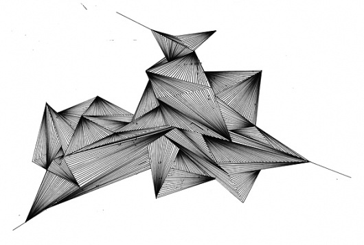 Structures : C of Seeing | Shiro to Kuro #graphic #structure