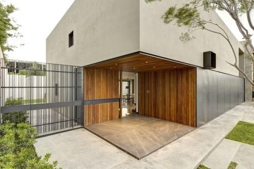 Oval House by Elias Rizo #minimalist #house