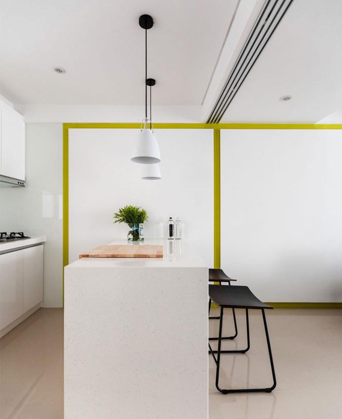 Western Style House in Taiwan - #decor, #interior, #homedecor, #kitchen
