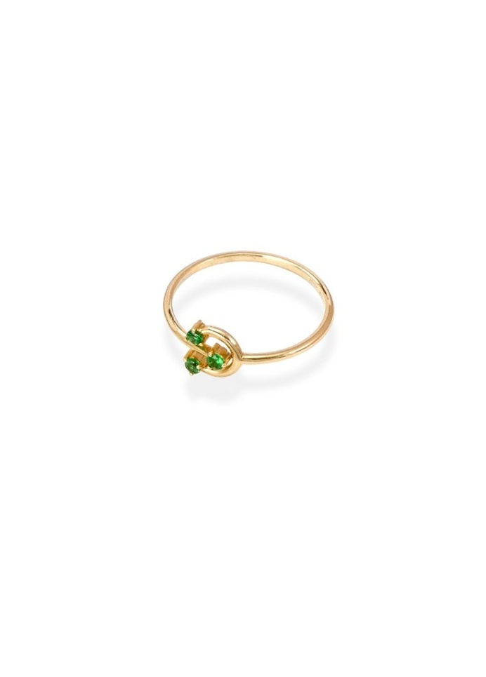 Fine jewellery ring by SMITH/GREY #ring #jewellers #jewelry #rings #finejewellery #gemstones #gold #artdirection #fashion