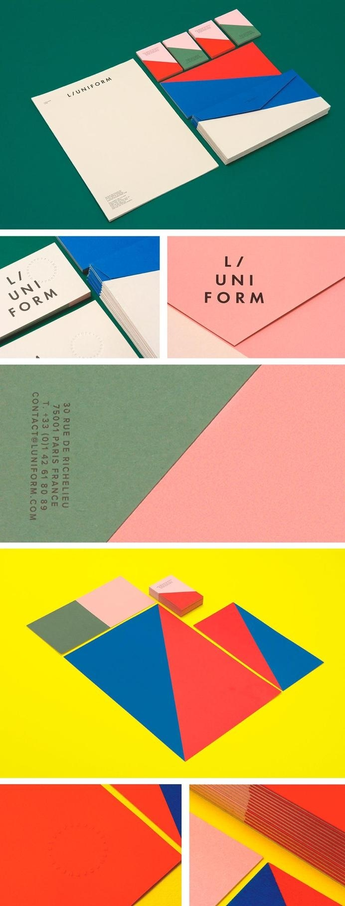 Best Letterhead Abstract Pantones images on Designspiration