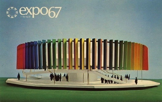WANKEN - The Blog of Shelby White » Expo 67 + Designspiration #expo #world #fair #1960s #67 #vintage #exposition