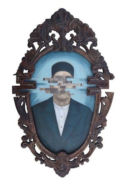 George Younan #frame #portrait #style #anti