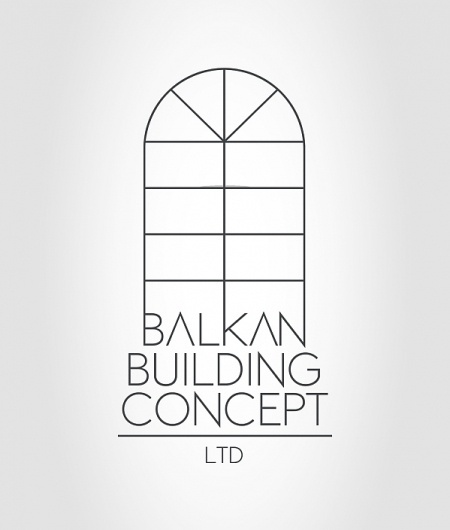 Balkan on the Behance Network #balkan #logo #building #concept