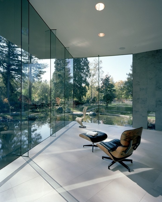 Pinned by #interior #design #decor #clean #architecture #minimal #deco #armchair #decoration #eames
