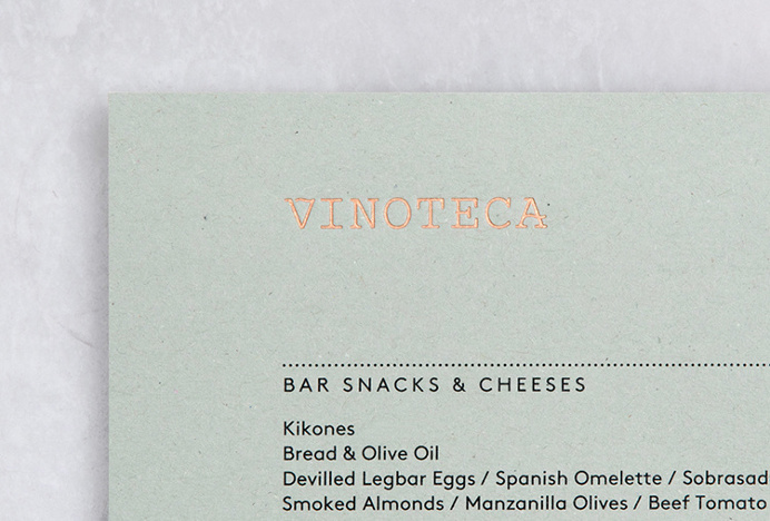 Vinoteca by dn&co #graphic design #print