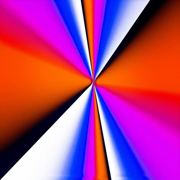 """Spectrums"" by Luke Choice | PICDIT #illustration #color #design #art"