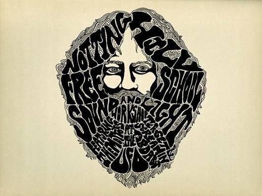 Barnickel Design   Illustration #illustration #beard #typography