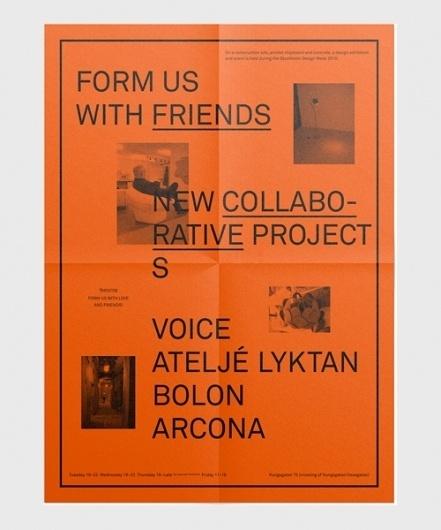 Cosas Visuales | Blog sobre diseño gráfico y comunicación visual #print #design #graphic #monocrome #poster