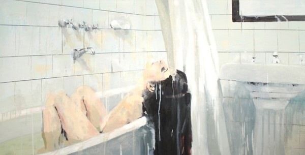 Paintings by Felipe Achondo #illustration #art #paintings