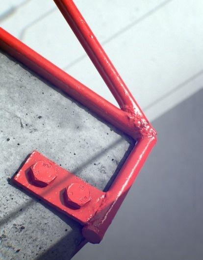 Measure on the Behance Network #concrete #art #installation