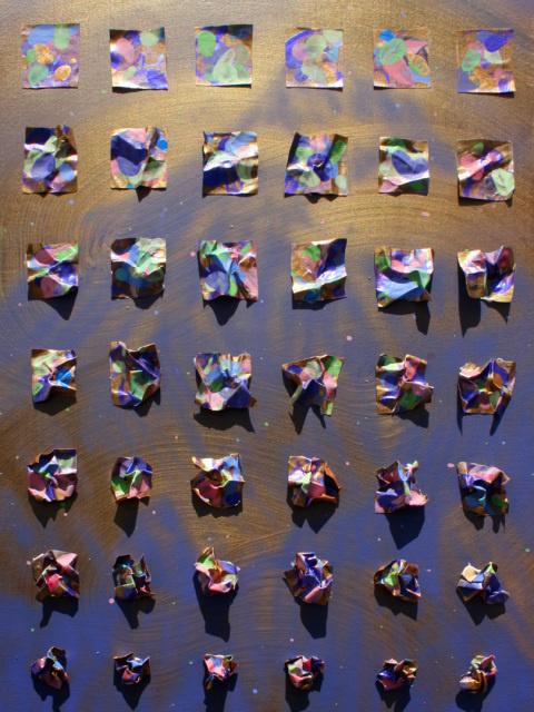 Roni Feldman | PICDIT #painting #collage #color #art