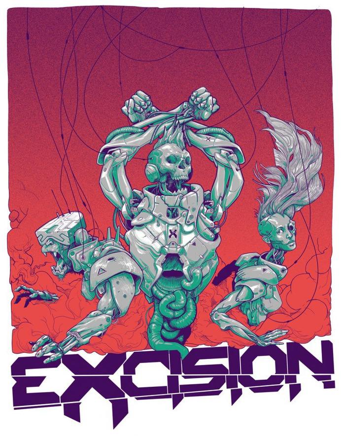 Exicision / Headbangers
