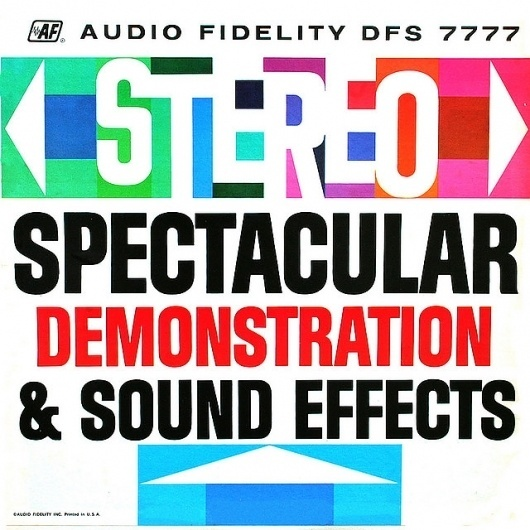 All sizes   stereo spectacular   Flickr - Photo Sharing! #design #graphic #cover #illustration #music
