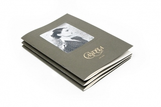 Candela FW'10 Lookbook | RoAndCo Studio #catalogue #layout #book