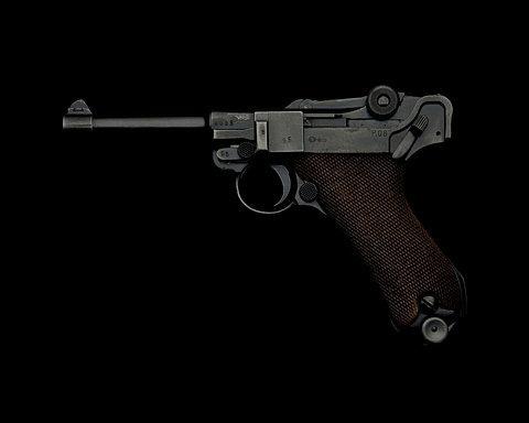 Brief / Relief #gun #old
