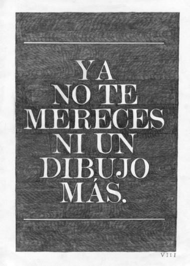 Buamai - Ocho Cuervos Blog ES #white #draw #black #hard #pencil
