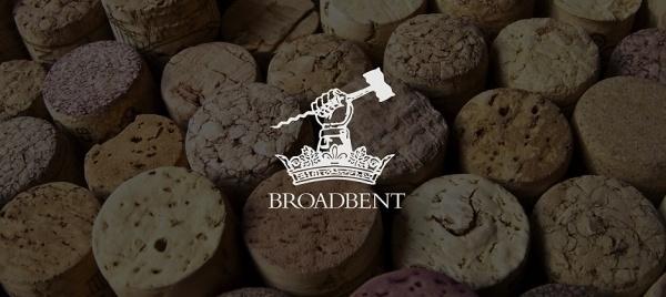 Graphic Design and Branding for Wine Producer Broadbent Wine | Skuba Design Studio #branding #guide #cork #wine #logo #style