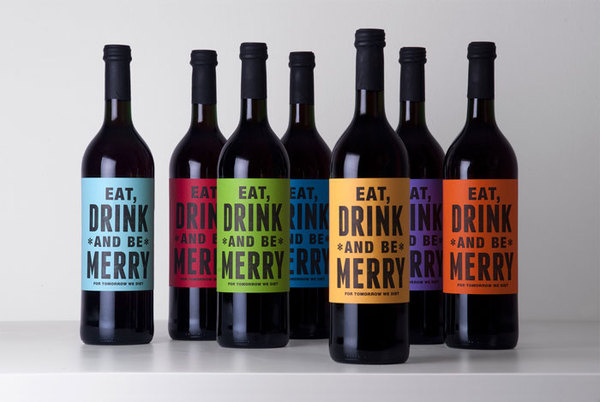 Mulled Wine #packaging