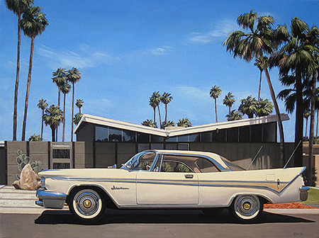 danny1 #springs #palm #car #modern