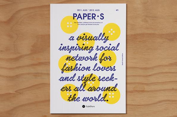 jaemin-lee #illustration #design #booklet #typography