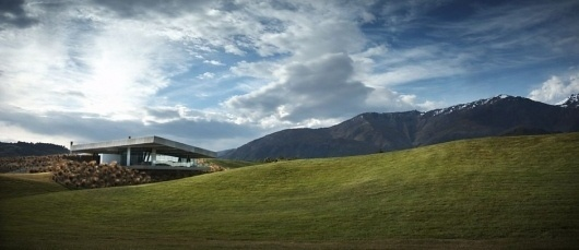 mh_020111_01 » CONTEMPORIST #clubhouse #patterson #house #hill #contemporary #architecture #mountains #michael