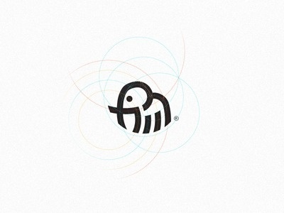 Elephant / Mark #logo #elephant